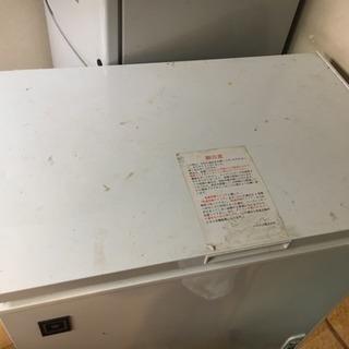 冷凍庫 レマコム 102リットル