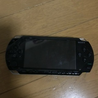PSPジャンク品です。