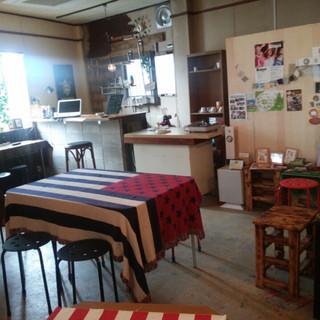 8/27 親子マッピングカフェ - その他