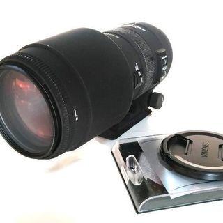 超望遠 SIGMA150-50mmF5-6.3 ニコン用 最終値下げ