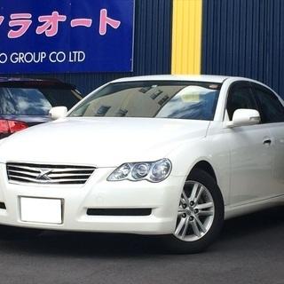 検31/8 トヨタ マークX 2.5 250G Fパッケージ ス...
