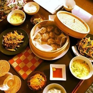 6月家庭料理レッスン 中華