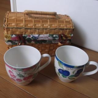 ウンガロのマグカップ