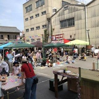 【フリマ出店者大募集!】6/24(日)十条グリーンマーケット