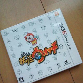 中古3DSソフト妖怪ウォッチ☆オフィシャル攻略ガイド付き