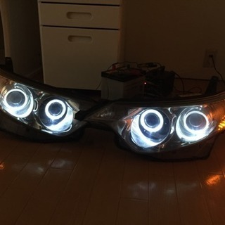 ACR50エスティマ ヘッドライト