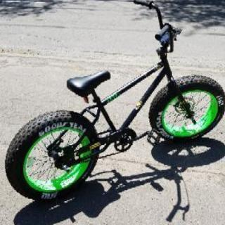 ファットバイク 13ROCK BRONX
