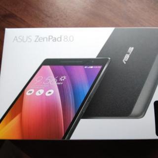 SIMフリータブレット zenpad8.0
