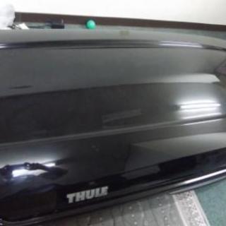 THULE スーリー ダイナミック900 ジェットバッグ ルーフ...