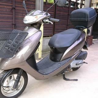原付バイク HONDA DIO 3万円 保険残1年以上有 タイヤ...