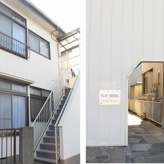 ★初費用0円!加須・花崎で安くてキレイな2階角部屋お探しなら★リフ...