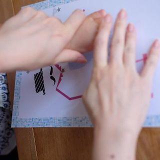 【京都】ママありがとうフェスタで『父の日のプレゼント』手形アートで...