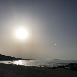 6/16 *朝活* シンプルビーチヨガ