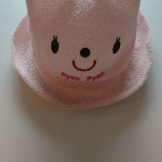 可愛い!帽子