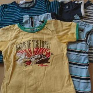 「夏物を買う前にチェック!」男の子Tシャツ80