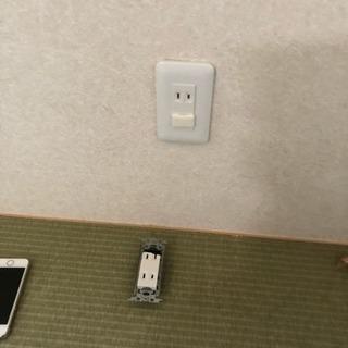 お家の電気トラブル