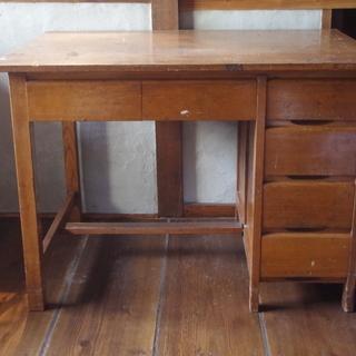 アンティーク時代家具◆作業机◆書斎机◆勉強机