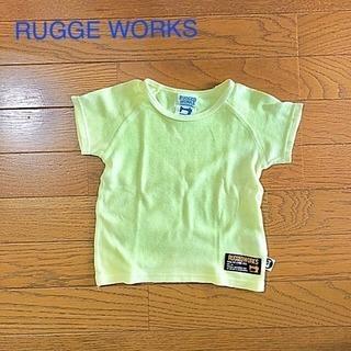 ラゲッジワークス ネオンカラー 半袖Tシャツ