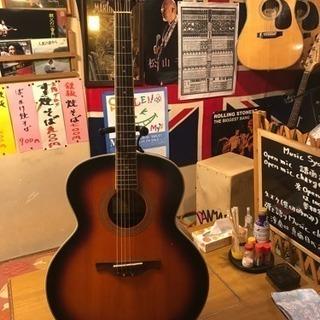 バークレージャンボフォークギター