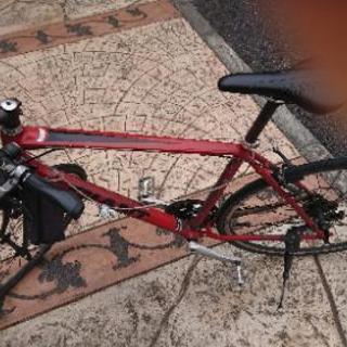 クロスバイク giant rx3