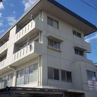池田町2DKアパート入居時費用4万円のみ❗