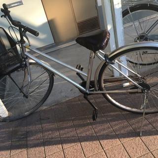 【値下げ!!】中古家庭用自転車(チャリ)