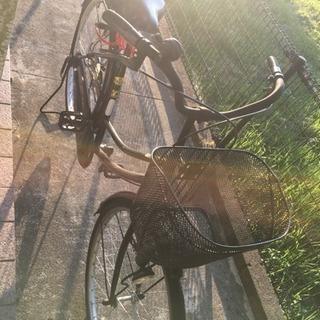 【値下げ!!】中古家庭用自転車(ママチャリ)