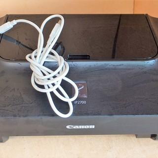 Canon キャノン PIXUS iP2700 インクジェットプリ...
