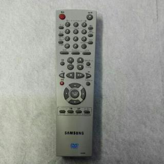 6.6 SAMSUNG★DVDリモコン美品★00058C★赤外線...