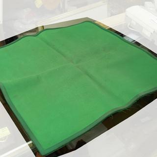 札幌 麻雀マット 約62.7×63cm マージャン アウトレット...