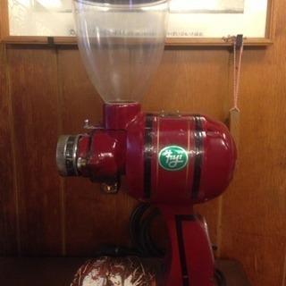 コーヒー挽き器