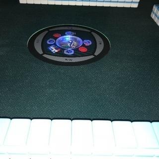 「良品」  全自動麻雀卓  座卓タイプ