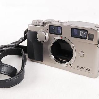 美品 CONTAX コンタックス G2 フィルムカメラ ボディ ...