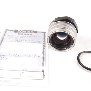 CONTAX コンタックス Carl Zeiss Planar ...