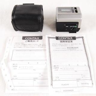 CONTAX コンタックス  TLA200 ストロボ ソフトケー...