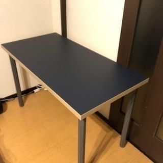 IKEAテーブル ネイビー