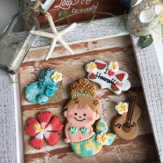アイシングクッキー教室 Cotton Sugar 7月度 1day...