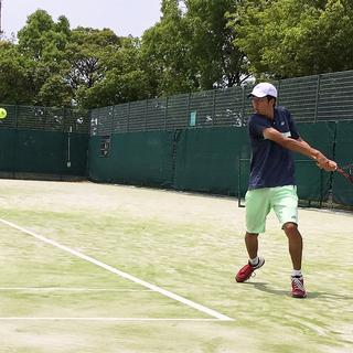 小学生テニスレッスン テニスチームメンバー募集