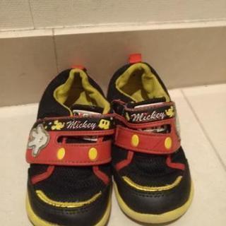 ディズニー ミッキー 靴 14