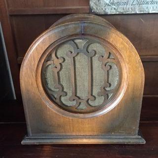 rétro radio speaker