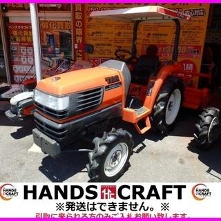 農機具 クボタ トラクター T22