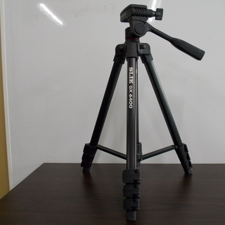 カメラ三脚 SLIK GX6400