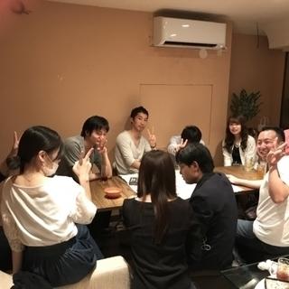 【交流メイン!定期開催】新宿ボドゲ会♪20人くらいでボードゲーム等...