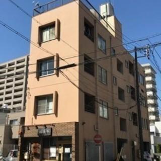 ☆2Kの間取り トイレとお風呂別々! 最上階角部屋 名古屋市中区...