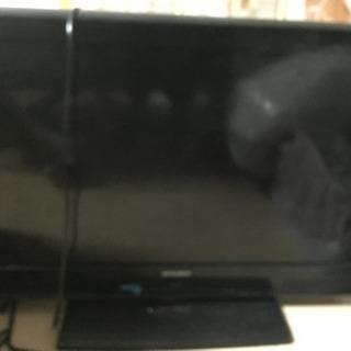 ☆無料!☆42型テレビ(故障の為、映りません)