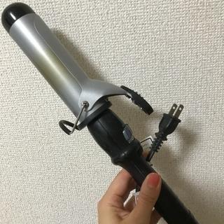 【取引中】AIVIL 38mm ヘアアイロン