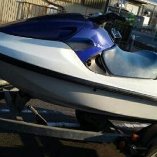 ヤマハ GP1200 水上バイク トレーラーセット『値下げ交渉あり』