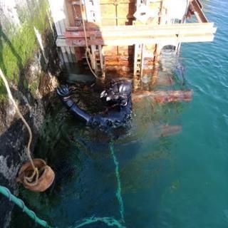 水中の中が仕事のフィールド!潜水士、潜水士見習い、一般作業員募集