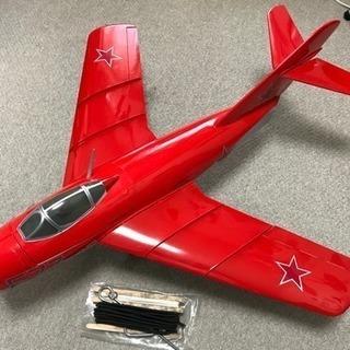 【中古】OK模型 MiG-15 ダクテッドファン70㎜ メカ搭載済み
