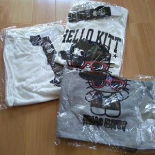 (お引渡し完了)キティ Tシャツ&ロンT&カバン